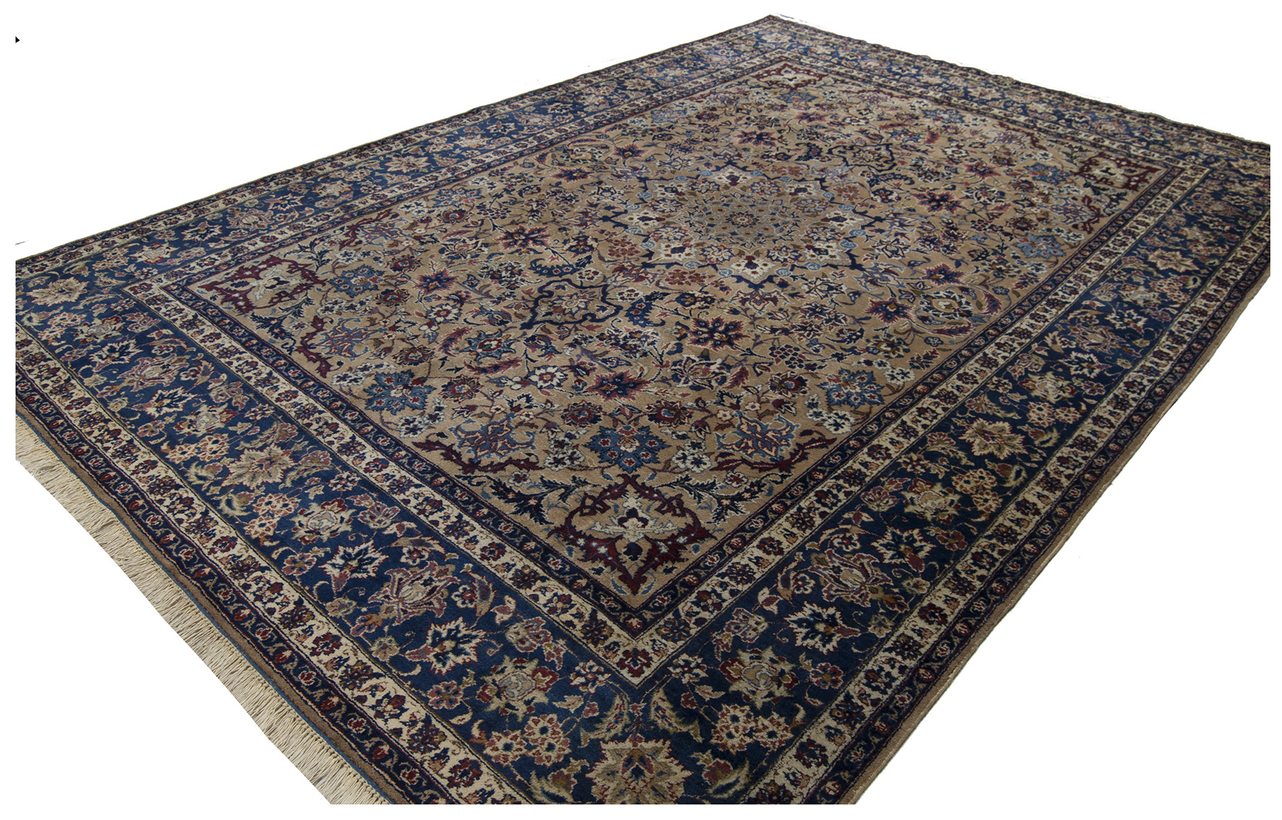 360x253 cm original hand made carpet tapis teppich alfombra rugs ebay. Black Bedroom Furniture Sets. Home Design Ideas