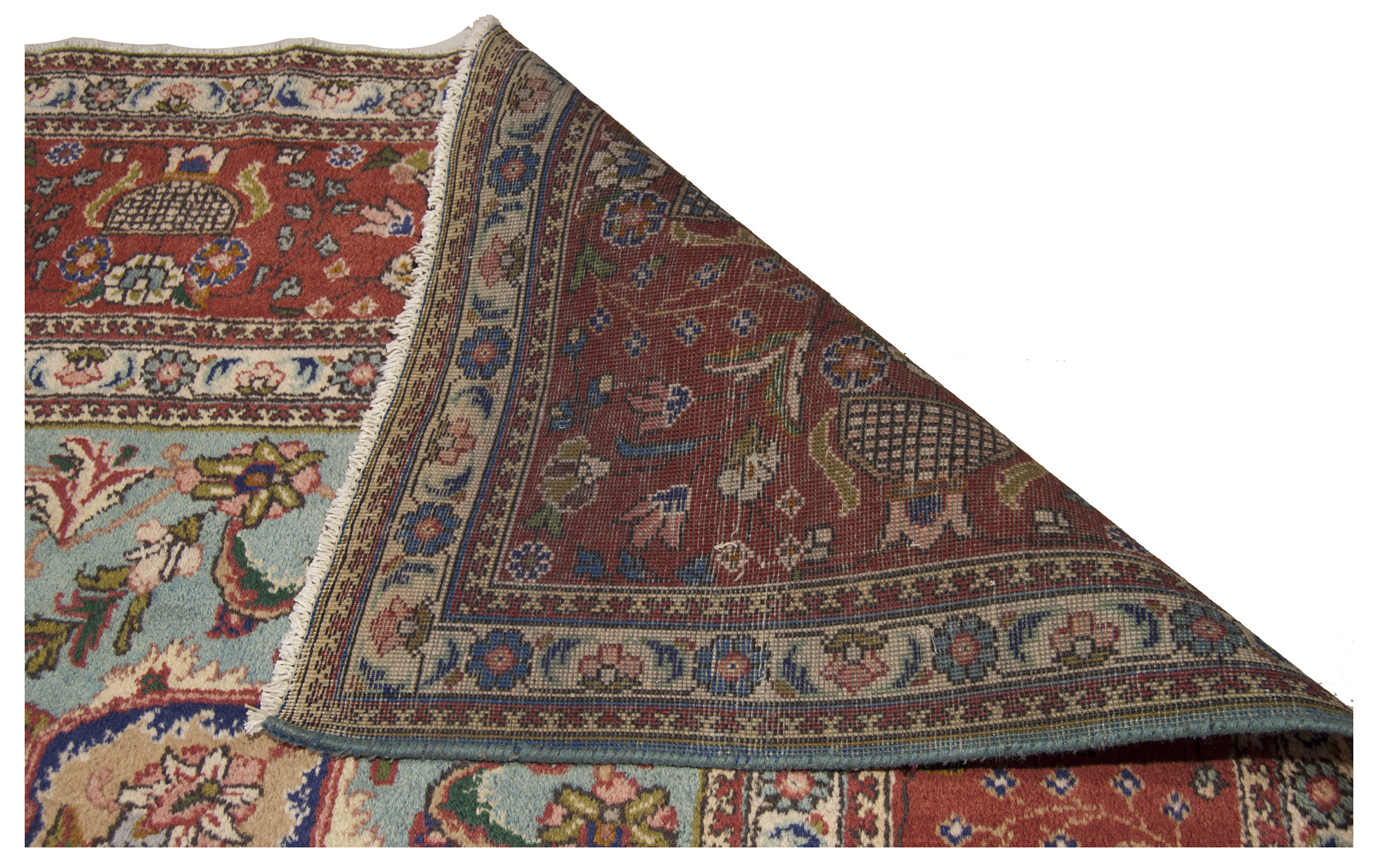 384×294 CM Tappeto Carpet Tapis Teppich Alfombra Rug (Hand