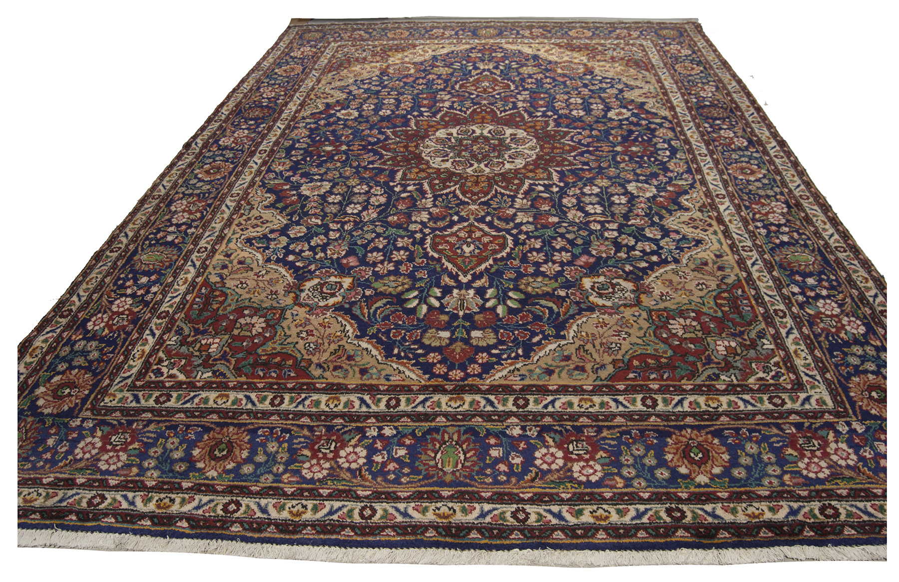 355x250 cm tappeto carpet tapis teppich alfombra rug hand made ebay. Black Bedroom Furniture Sets. Home Design Ideas