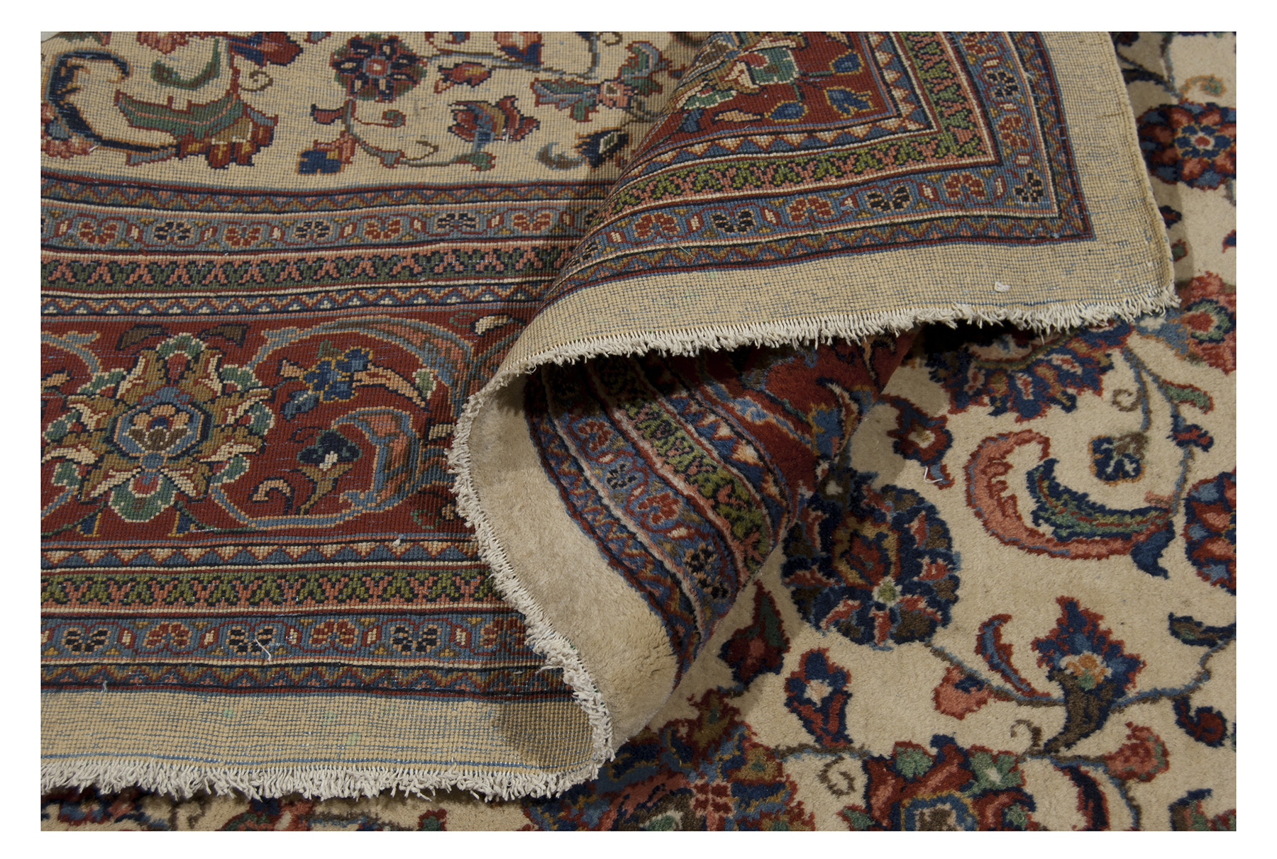 367×275 CM Tappeto Carpet Tapis Teppich Alfombra Rug (Hand
