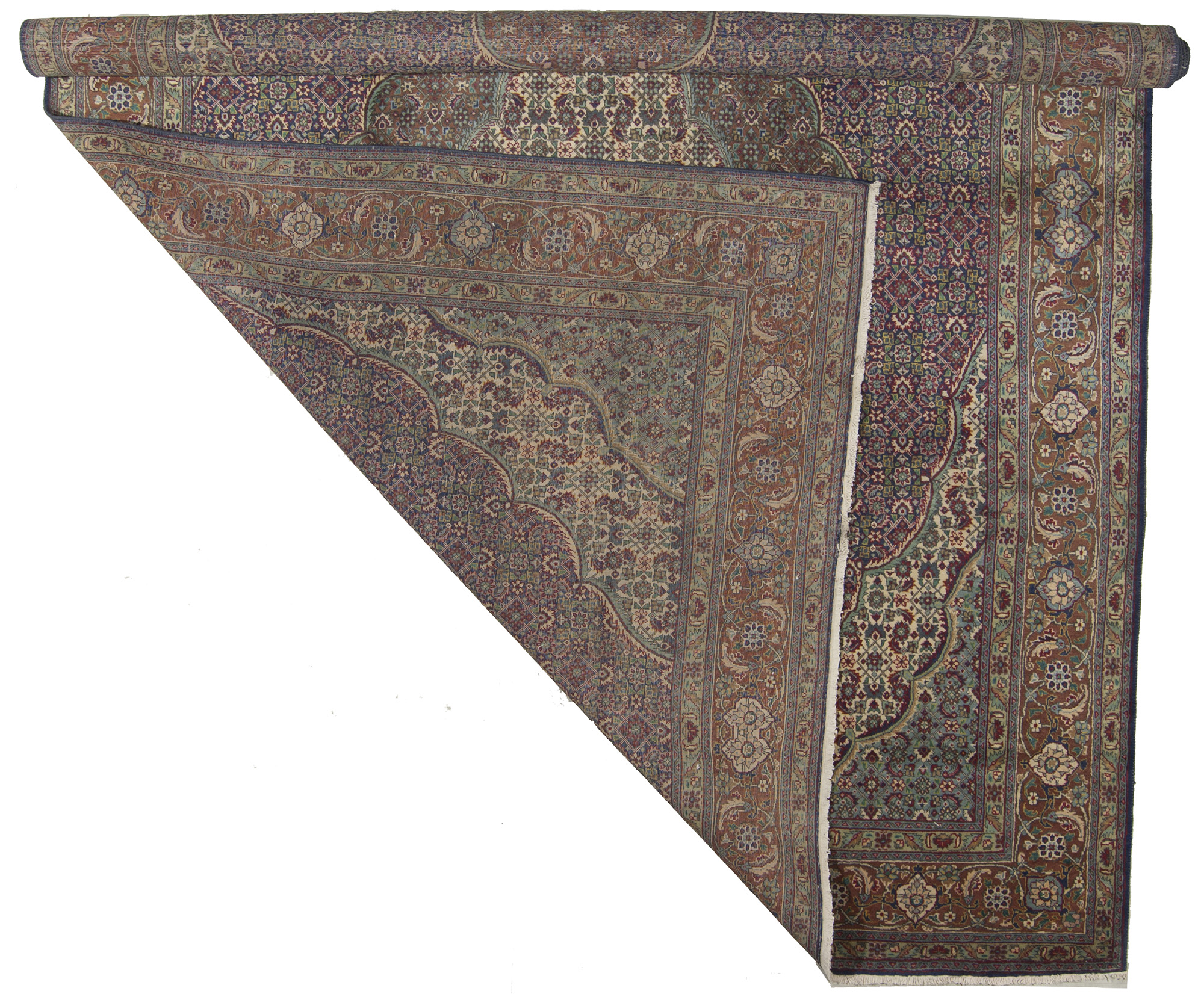 402×290 CM Tappeto Carpet Tapis Teppich Alfombra Rug (Hand