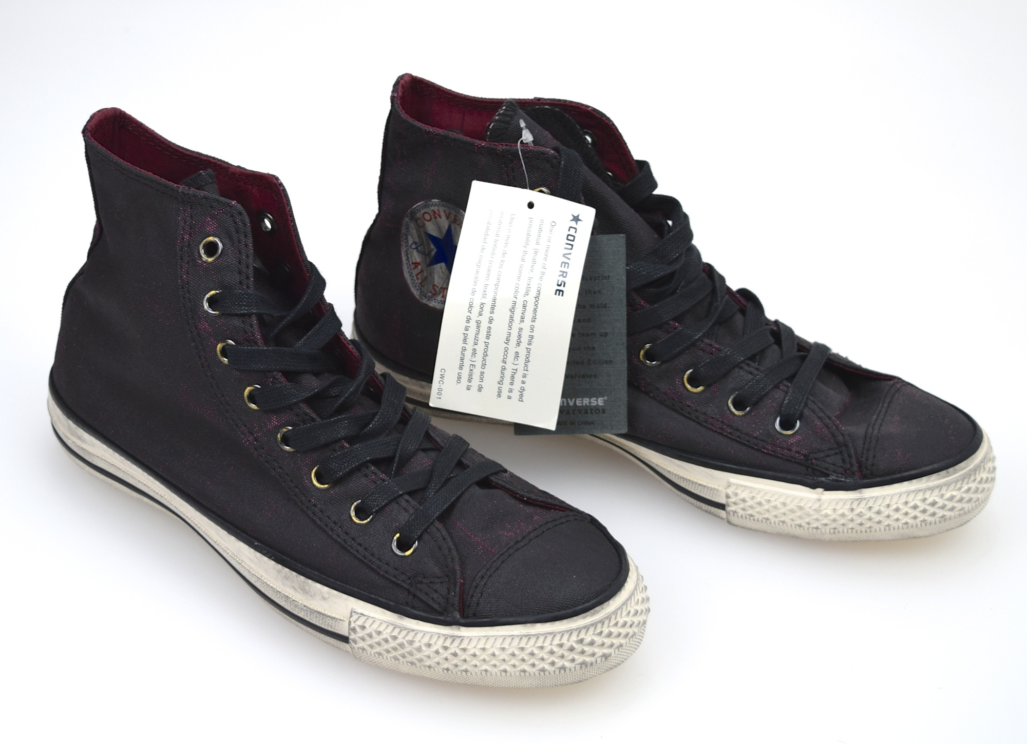 all star converse uomo bordeaux
