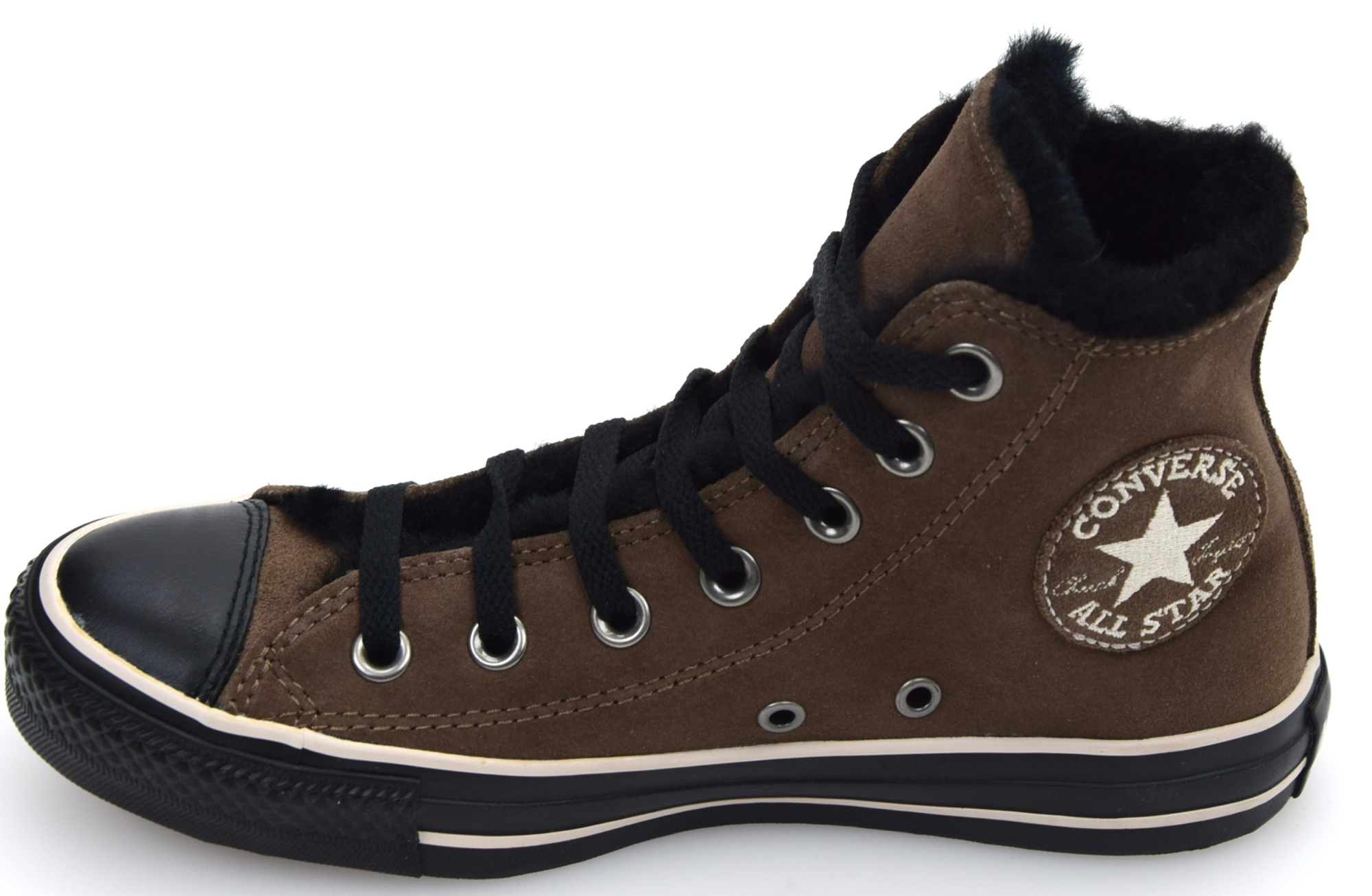 converse all sneaker shoes brown and black