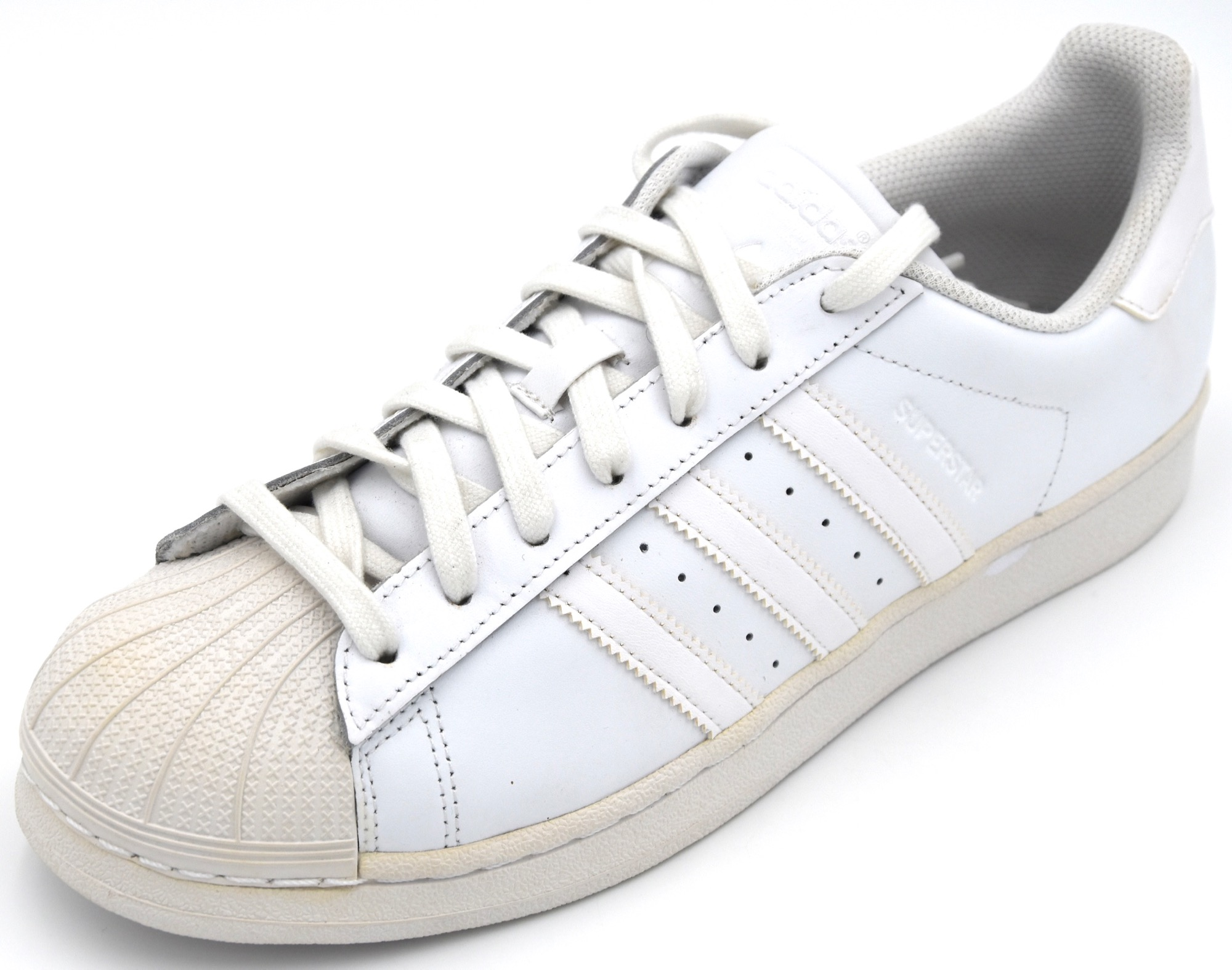 25b9724aa5a ADIDAS MAN SNEAKER SHOES CASUAL FREE TIME B27136 SUPERSTAR FOUNDATION DEFECT