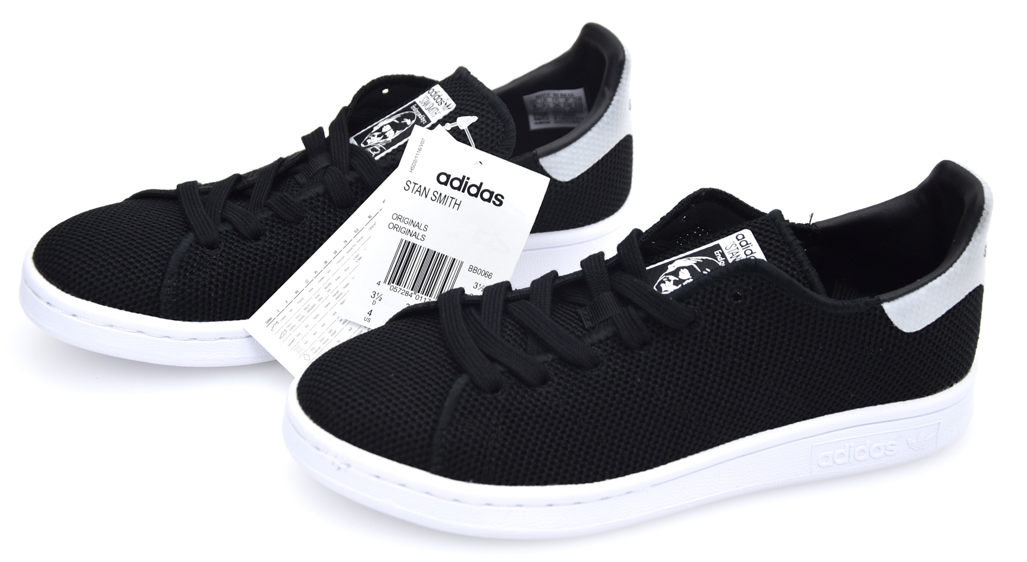 ADIDAS MAN WOMAN UNISEX SNEAKER SHOES CODE BB0065 - BB0066 STAN SMITH