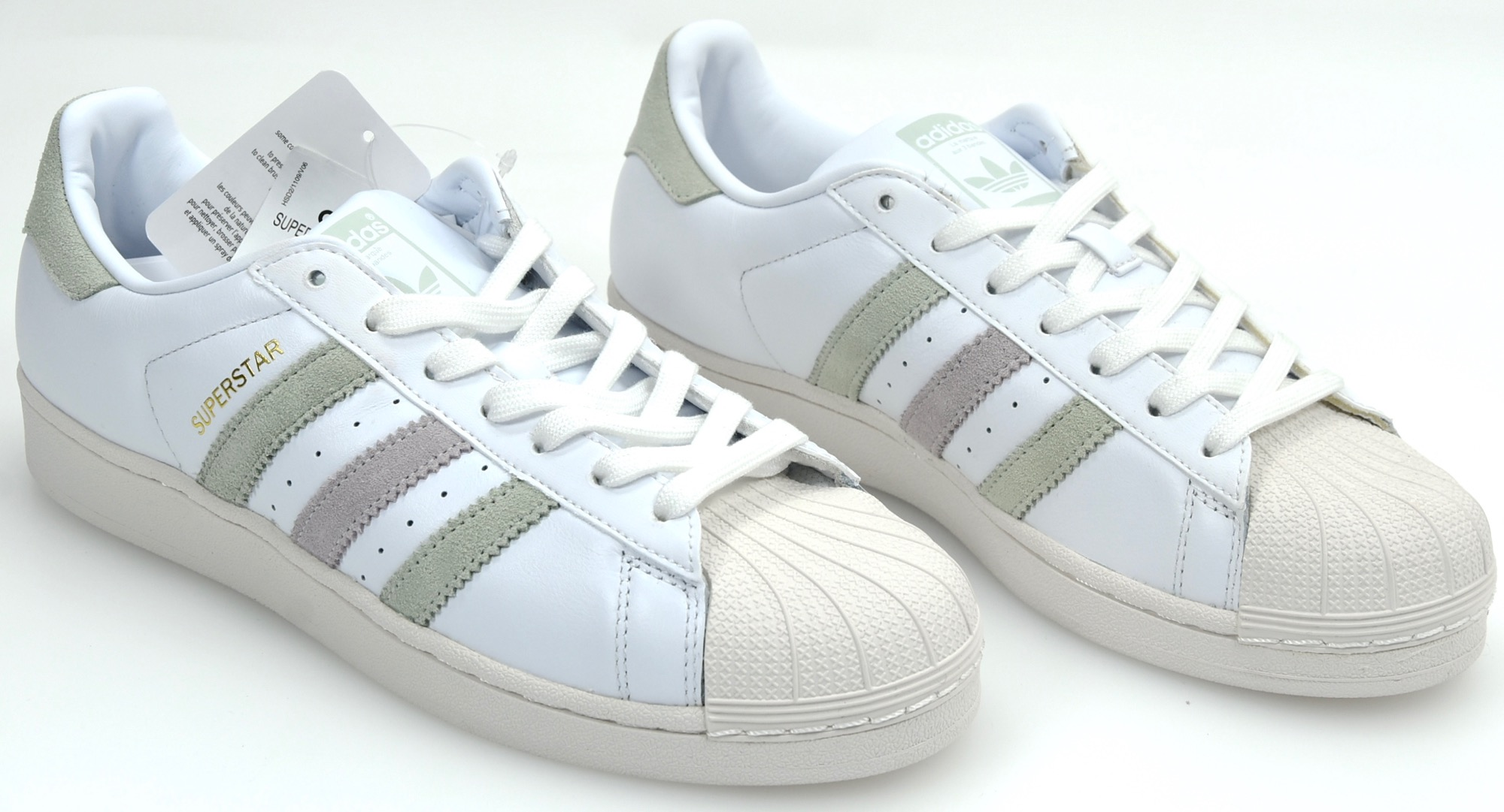 Details about ADIDAS WOMAN SNEAKER SHOES CASUAL FREE TIME LEATHER RUBBER  CODE BB2142 SUPERS W 588de27c687c1