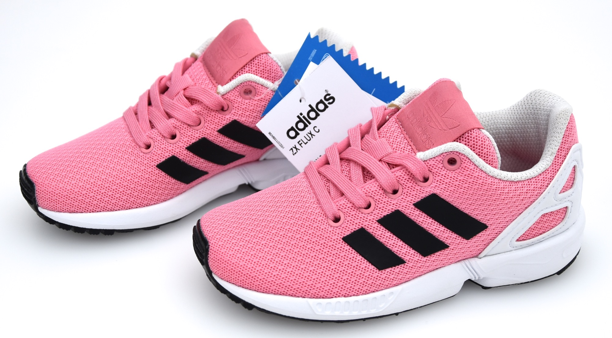 best authentic 30137 d4b82 Details about ADIDAS JUNIOR BOY GIRL SNEAKER SHOES CASUAL FREE TIME BB2421  - BB2420 ZX FLUX C