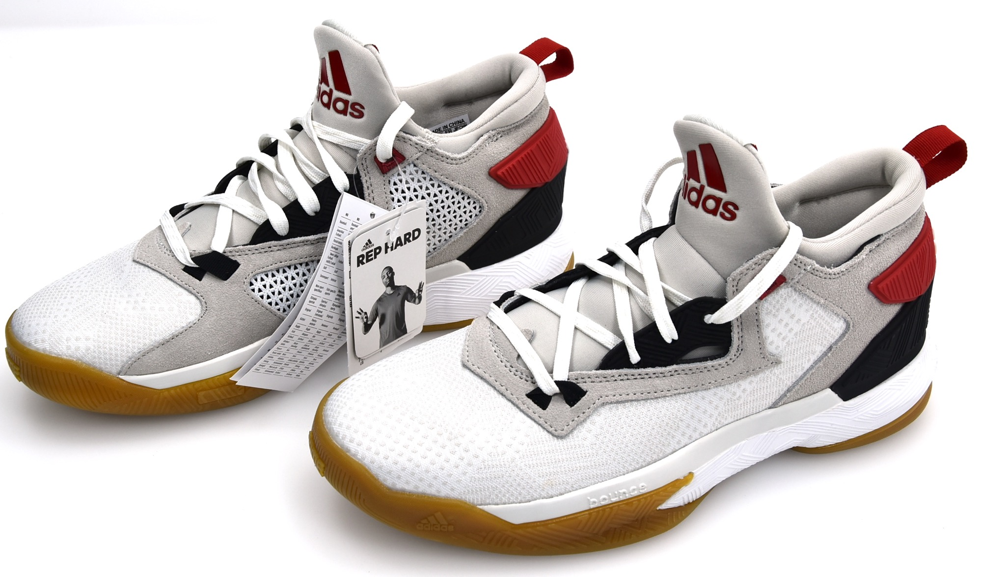 new concept f363f 1d80a Details about ADIDAS MAN BASKETBALL SPORTS SNEAKER SHOES SYNTHETIC CODE  F37123 D LILLARD 2