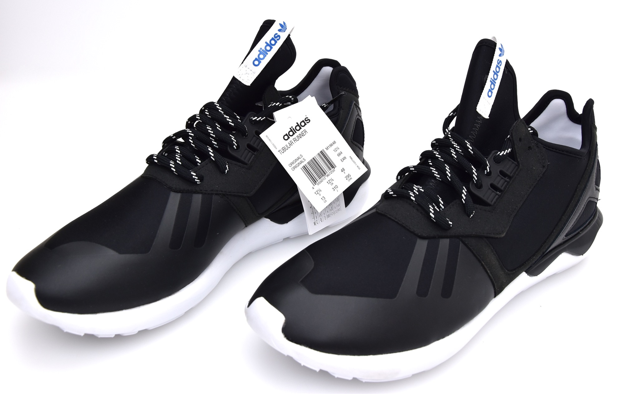 0e31cde55 Details about ADIDAS MAN SPORTS SNEAKER SHOES CASUAL FREE TIME CODE M19648 TUBULAR  RUNNER