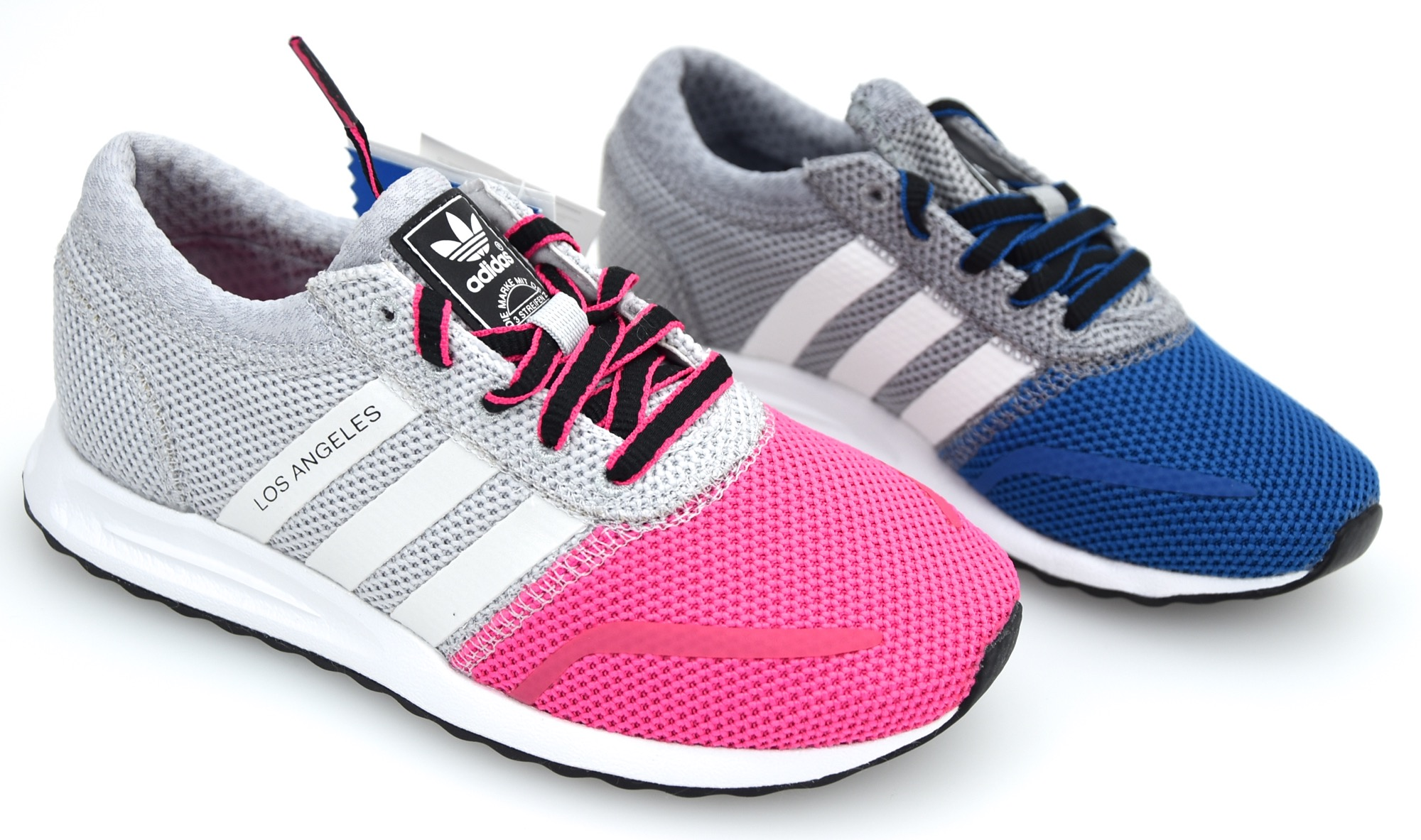 4df4eee782b Details about ADIDAS JUNIOR BOY GIRL SNEAKER SHOES CASUAL CODE S74878 -  S74877 LOS ANGELES K