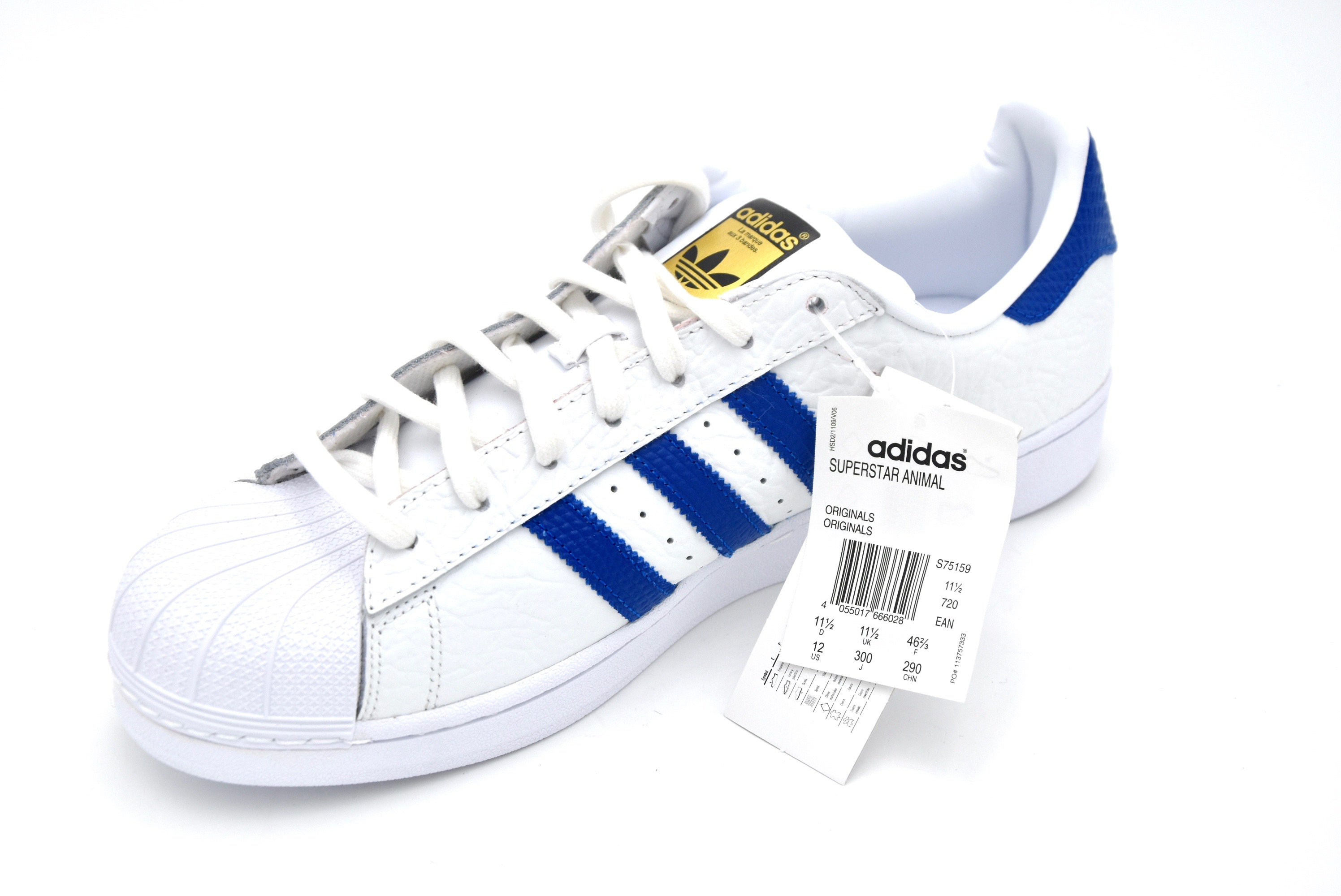 adidas Superstar Animal S75159 Sneakersnstuff | sneakers