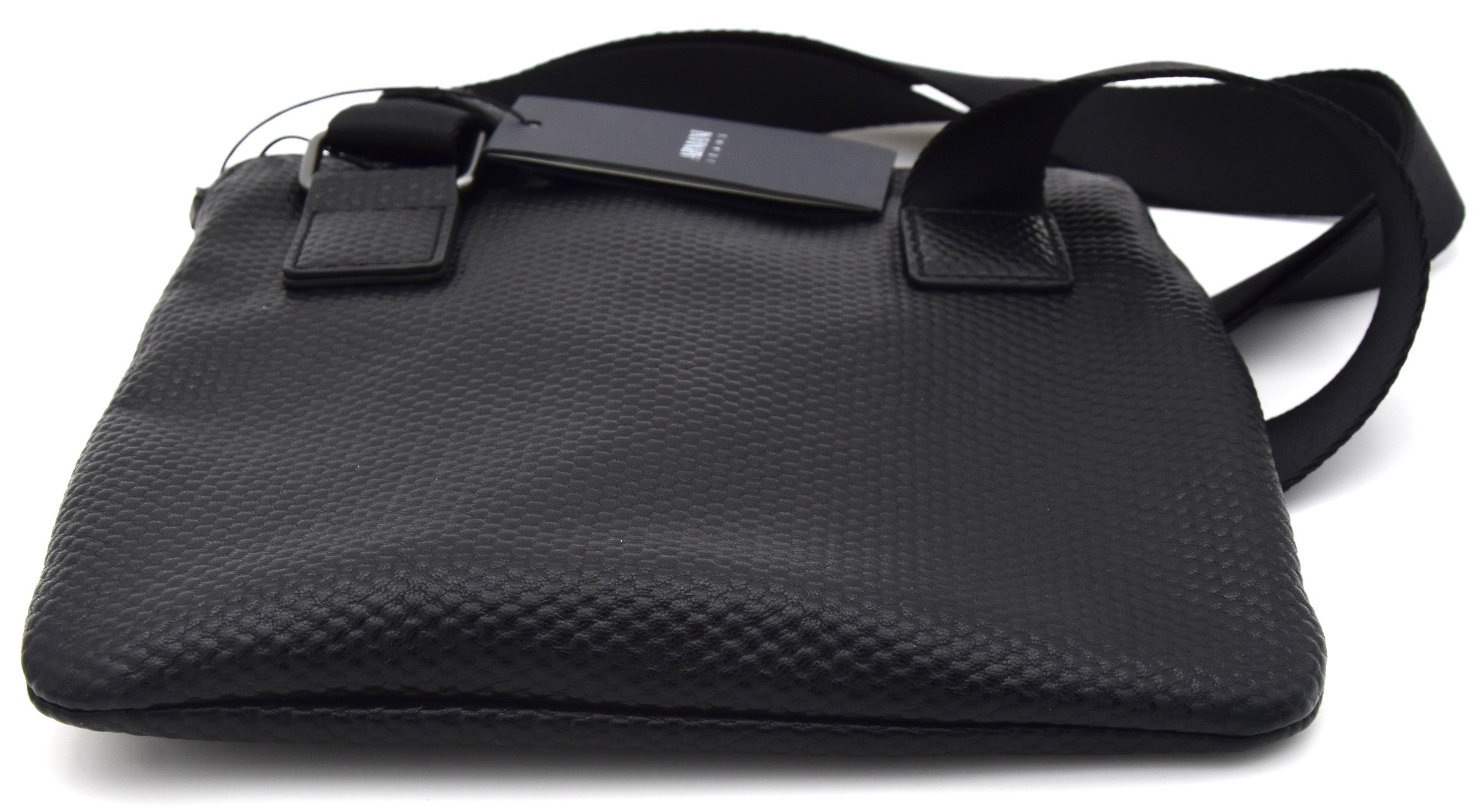 cb11ab507d9 Details about ARMANI JEANS MAN SMALL SHOULDER BAG CROSSBAG POLYESTER CODE  932126