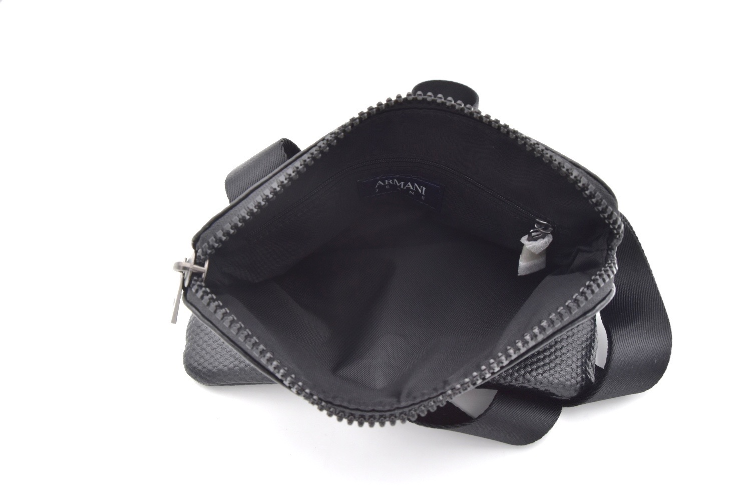 afcc855f7a4 ARMANI JEANS MAN SMALL SHOULDER BAG CROSSBAG POLYESTER CODE 932126 ...