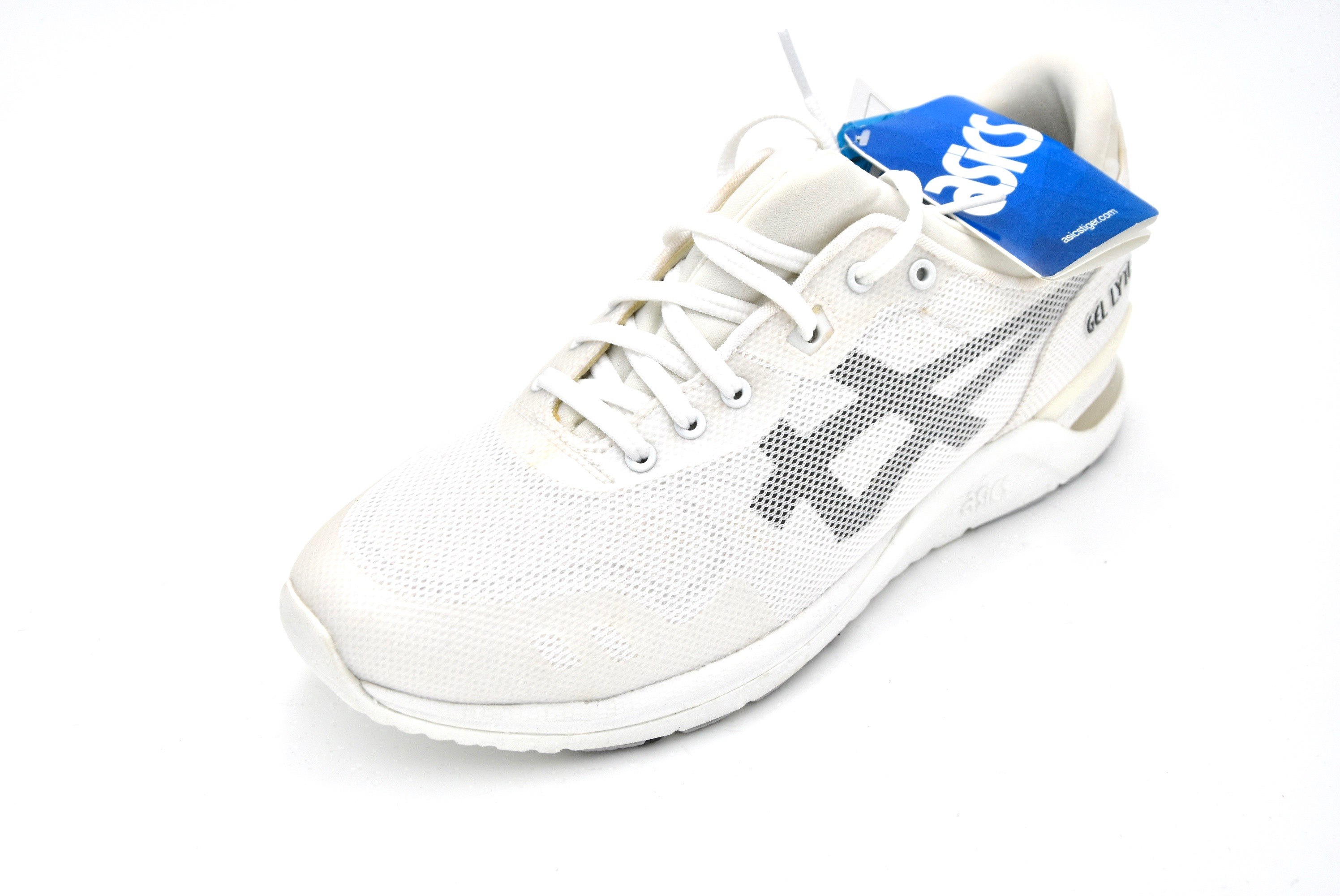 Details about ASICS MAN FREE TIME CASUAL SNEAKER SHOES CODE H632N GEL-LYTE  EVO DEFECT
