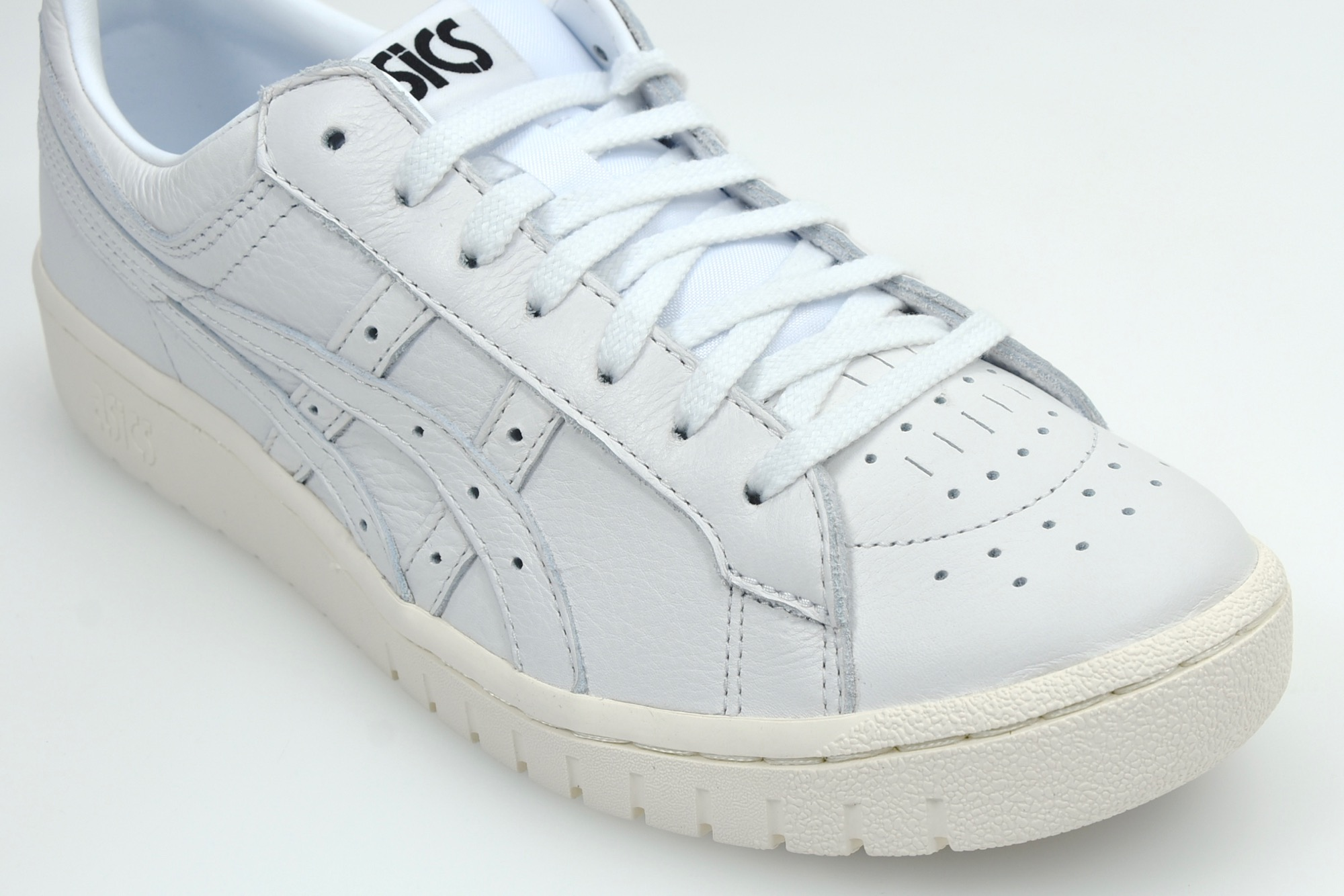 classic fit ac20f 61d05 Details about ASICS MAN FREE TIME CASUAL SNEAKER SHOES LEATHER CODE HL7X0  GEL-PTG