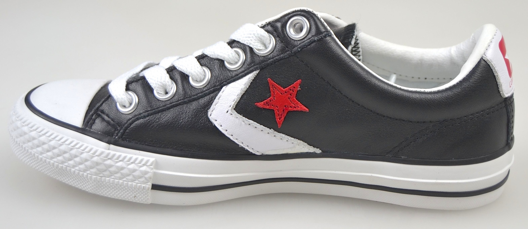 11016746af55 CONVERSE WOMAN SNEAKER SHOES CASUAL FREE TIME LEATHER CODE 105869 STAR  PLAYER OX