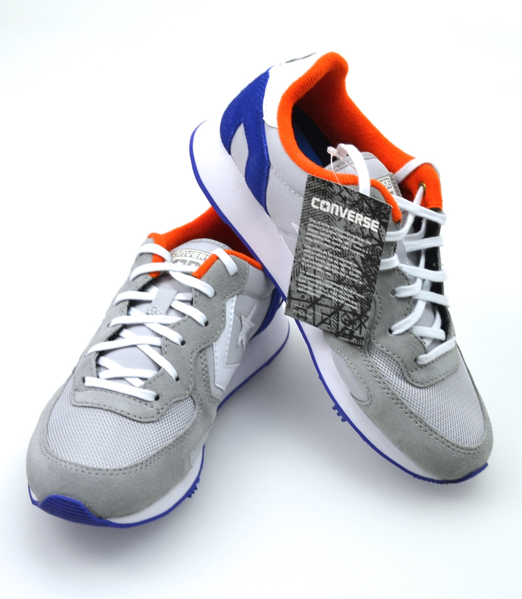 148544C gray shoes CONVERSE unisex woman man auckland racer
