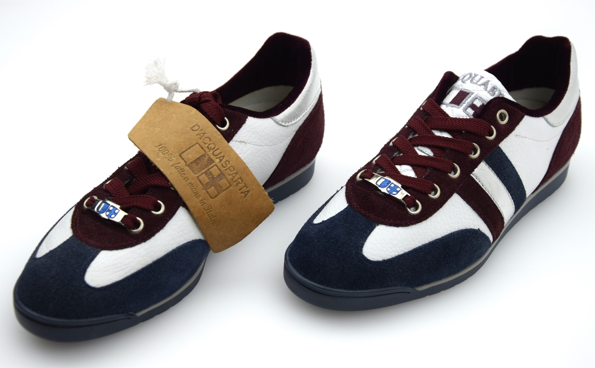 best loved 904c9 d37d7 Details about D'ACQUASPARTA WOMAN SNEAKER SHOES CASUAL FREE TIME CODE 1101  CHIMERA