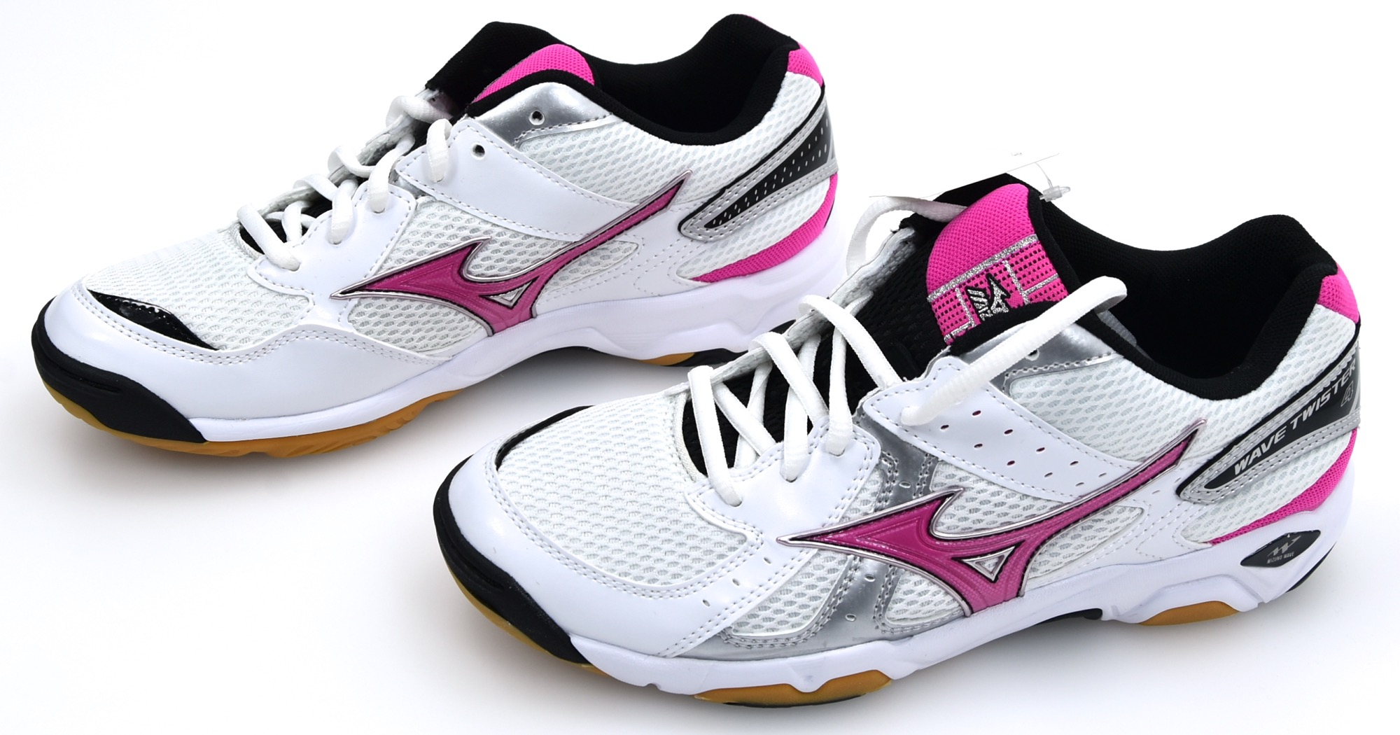5ab5727745e59 Details about MIZUNO WOMAN VOLLEYBALL SNEAKER SPORTS SHOES ART. V1GC157063 WAVE  TWISTER 4