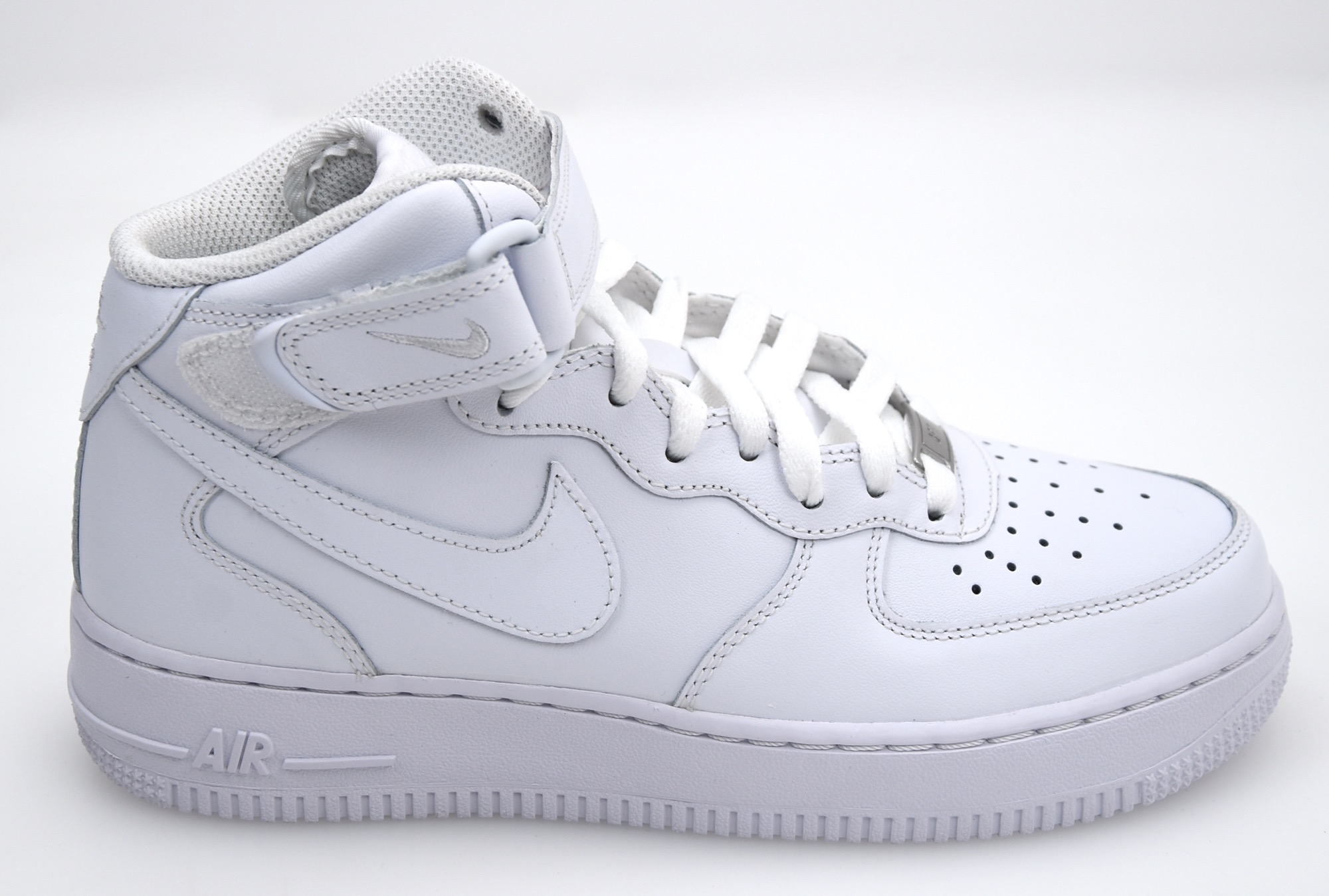 ff57a6a22a1a NIKE MAN SNEAKER SHOES CASUAL LEATHER CODE 315 123 111 AIR FORCE 1 MID  07