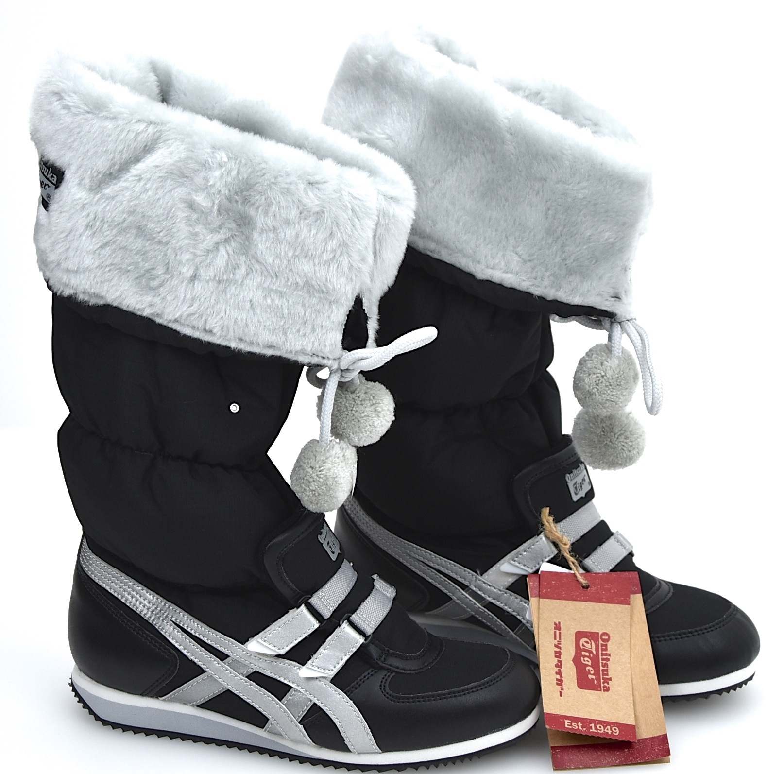 a605f88d8 ONITSUKA TIGER JUNIOR GIRL WOMAN SNOW SHOES BOOTS CODE C0A1N - CN836 ...