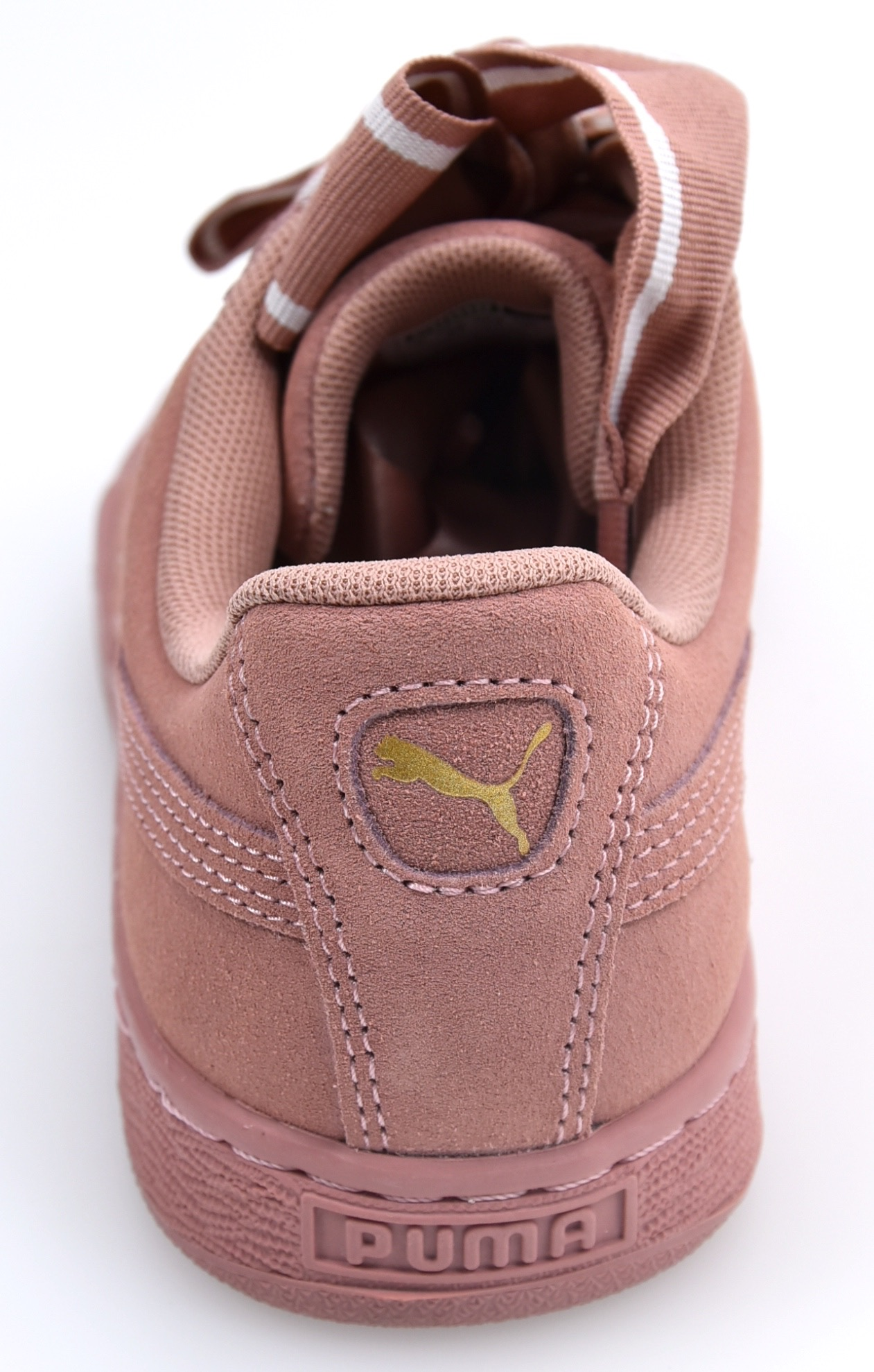 PUMA WOMAN SNEAKER SHOES CASUAL FREE TIME CODE 364084 SUEDE HEART SATIN II  WN S e6a5855af