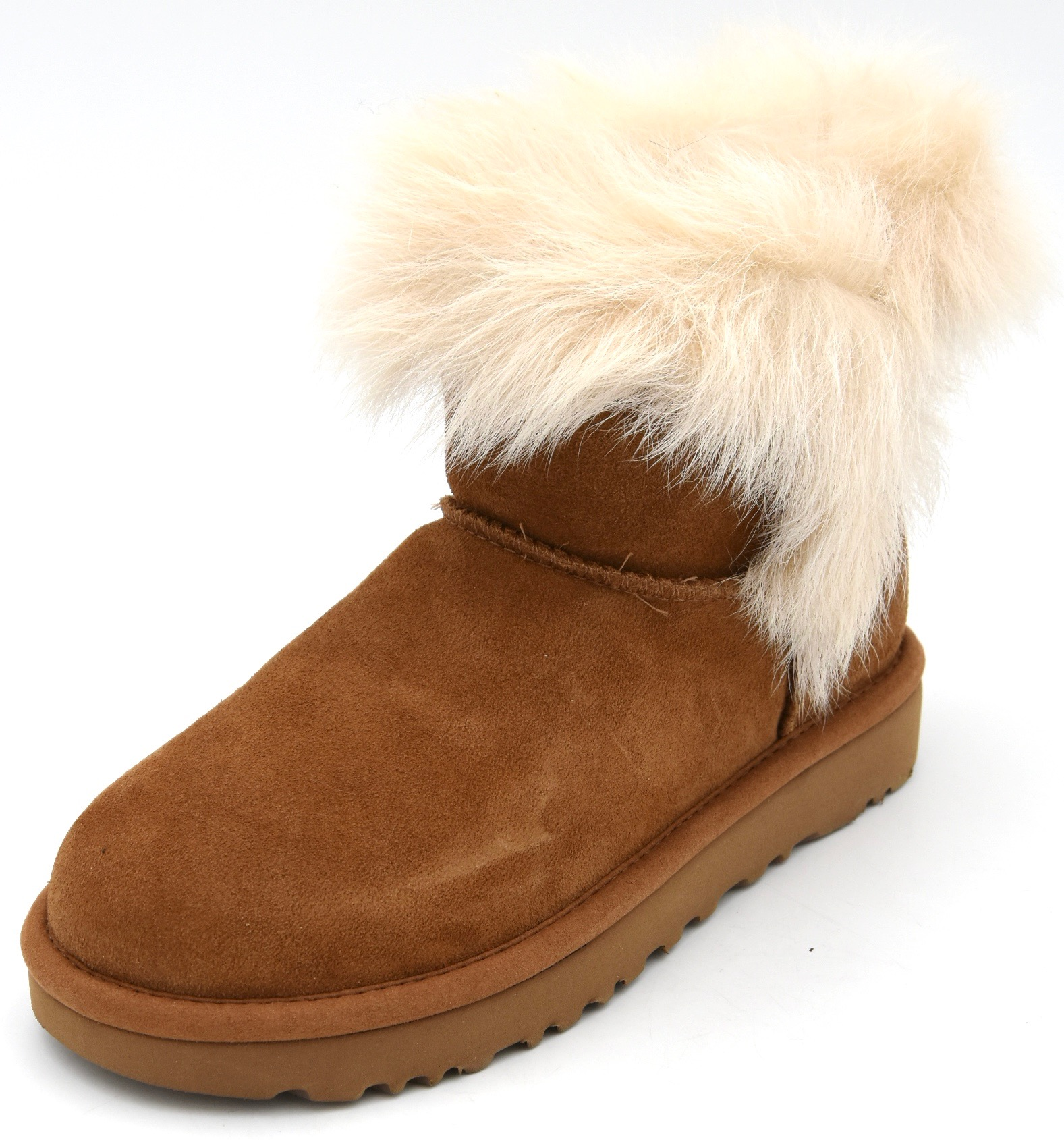 1e6b73ce49e Details about UGG AUSTRALIA WOMAN ANKLE BOOTS BOOTIES WINTER SUEDE CODE W  MILLA 1018303 W