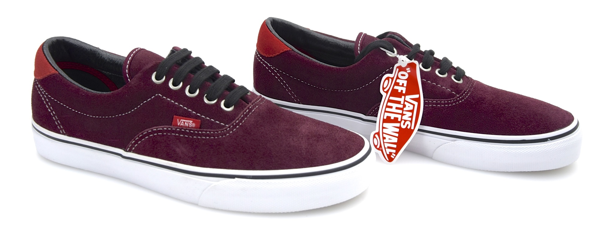 vans era bordeaux