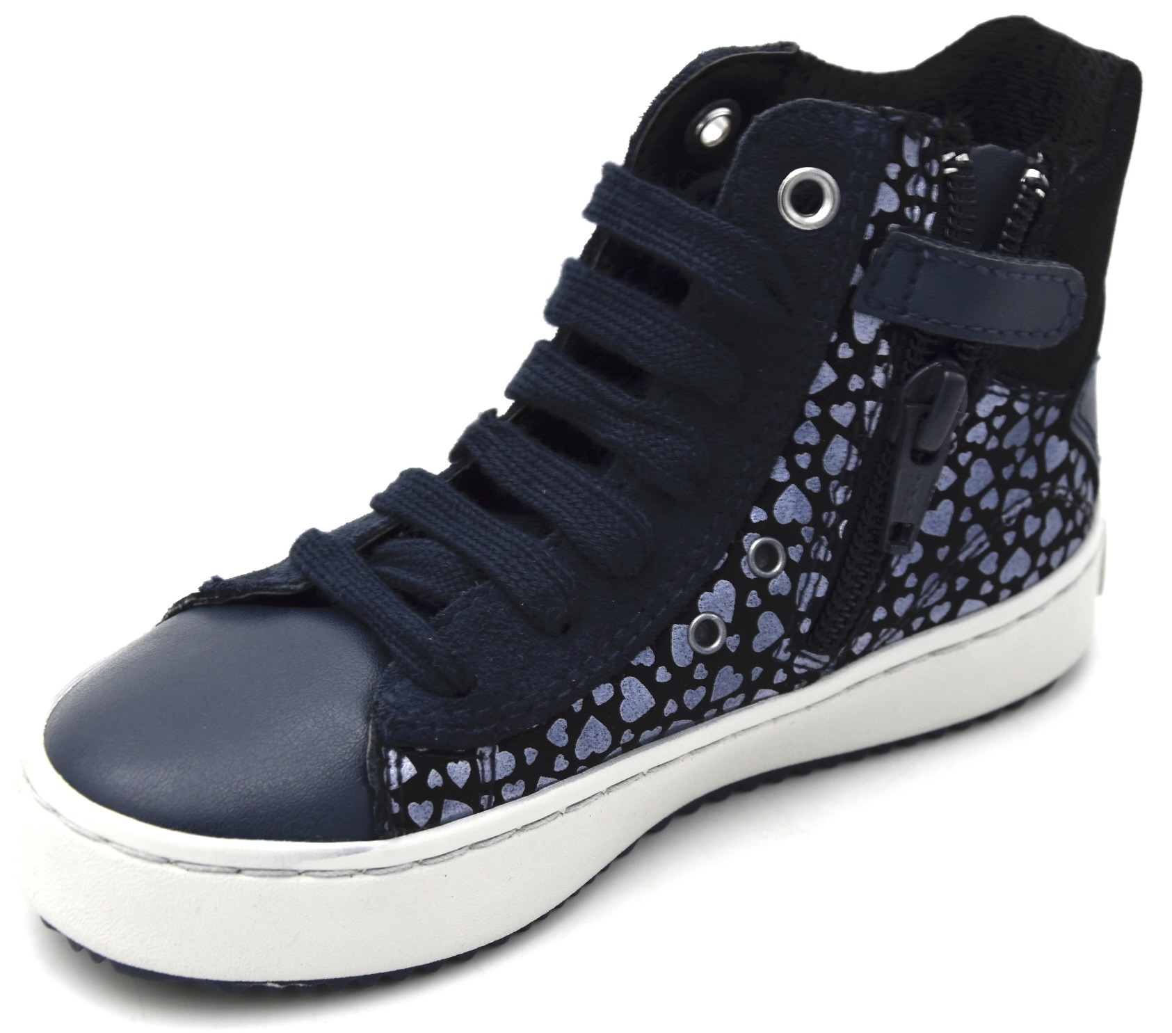 Details about GEOX JUNIOR GIRL SNEAKER SHOES CASUAL FREE TIME CODE J KALISPERA G. J844GD 0DHBC