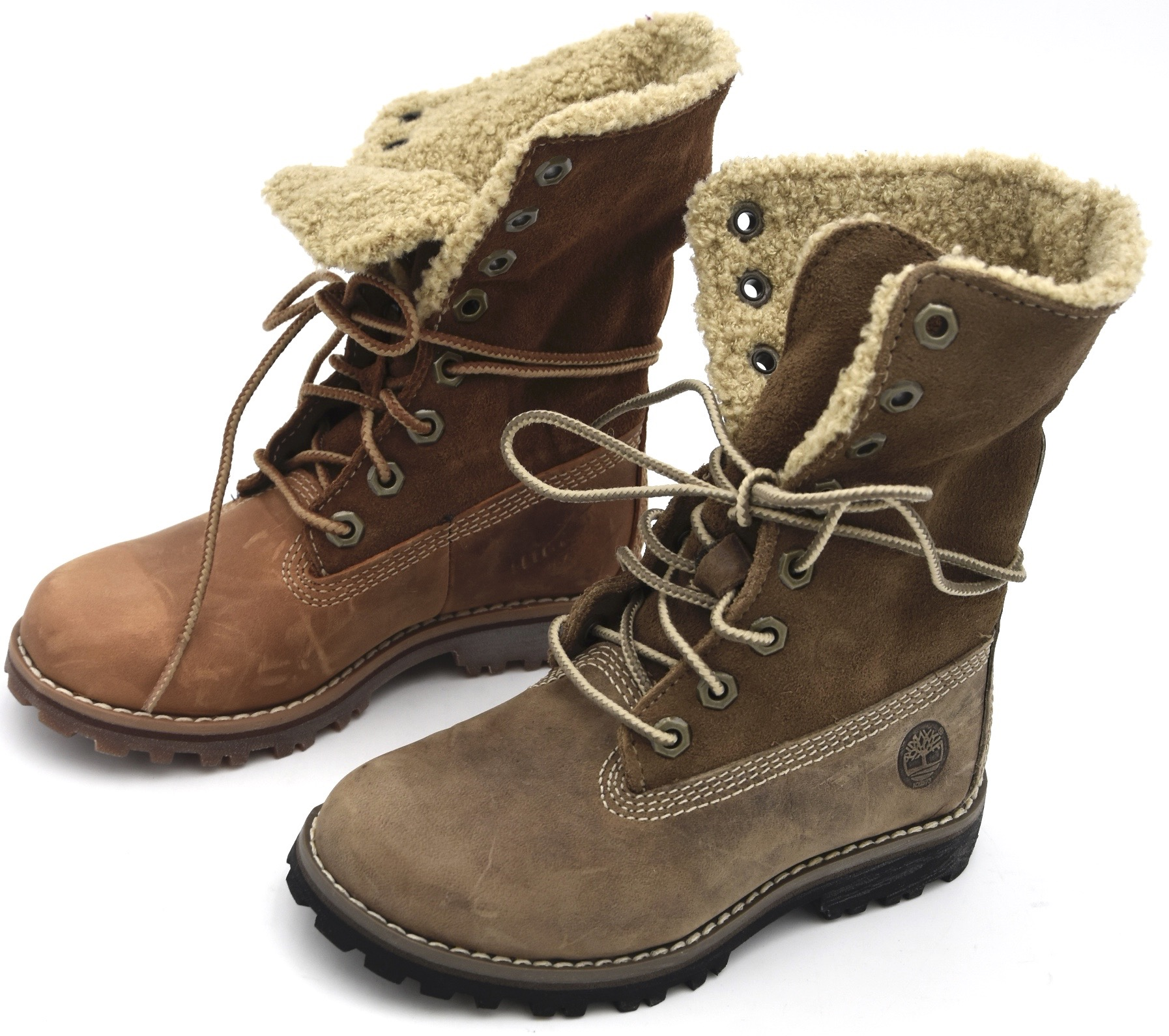 botte fille timberland
