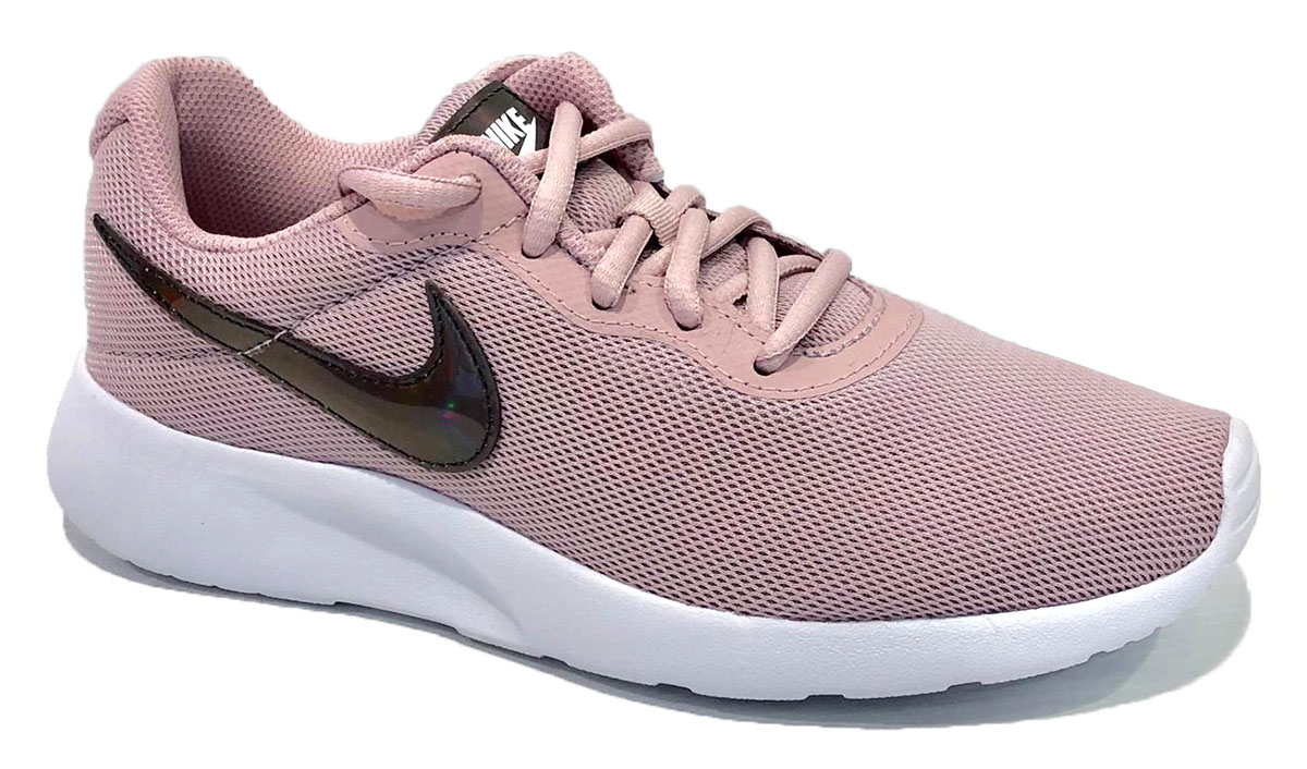 premium selection 6d8a1 b7acf Nike Chaussures Baskets Homme Femme Running Sport Rose Toile ...