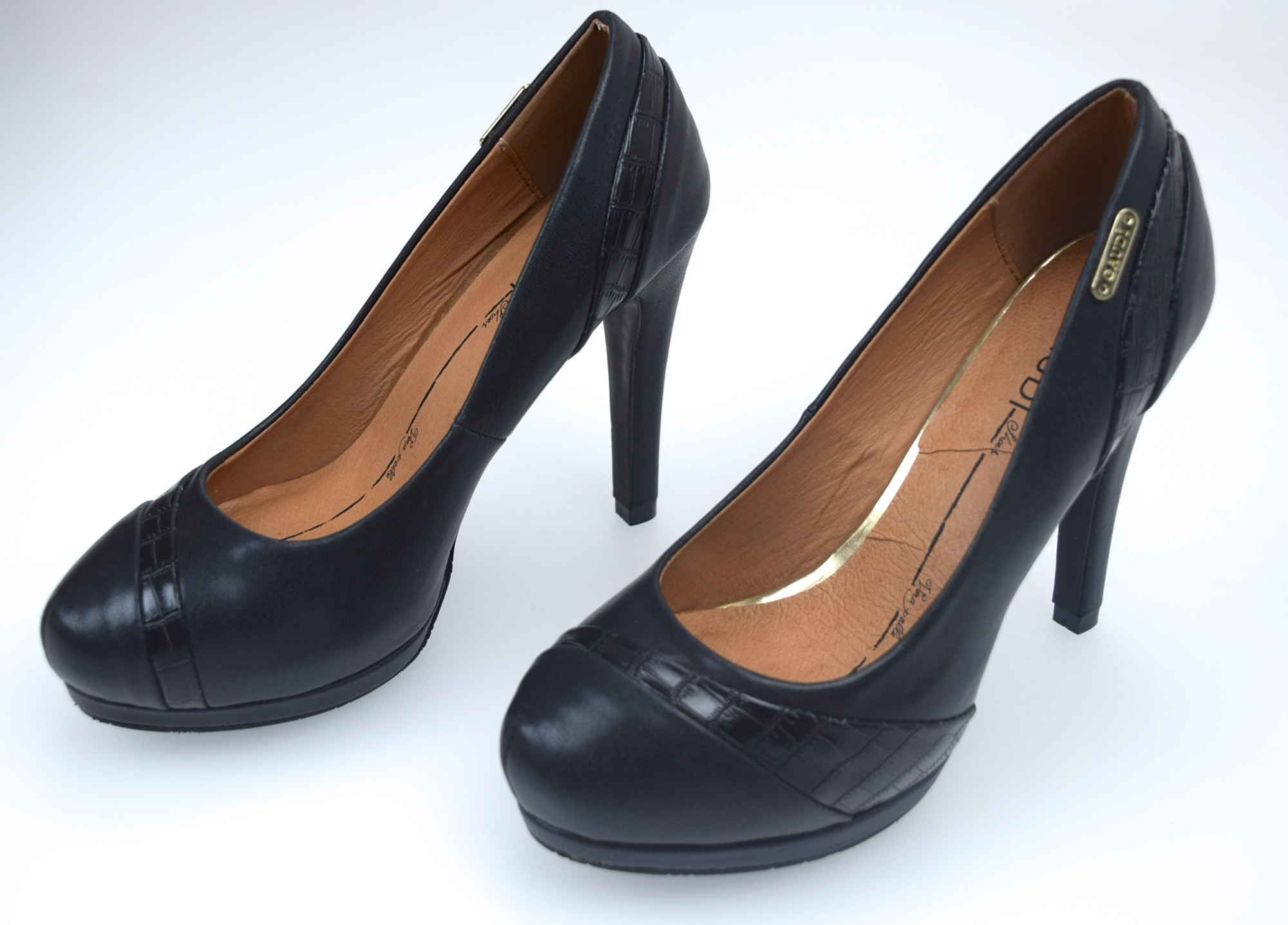 GAUDI Damenschuhe HIGH HEELS PUMPS DECOLTE Schuhe V34-65600 SYNTHETIC CODE V34-65611 - V34-65600 Schuhe cc6e58