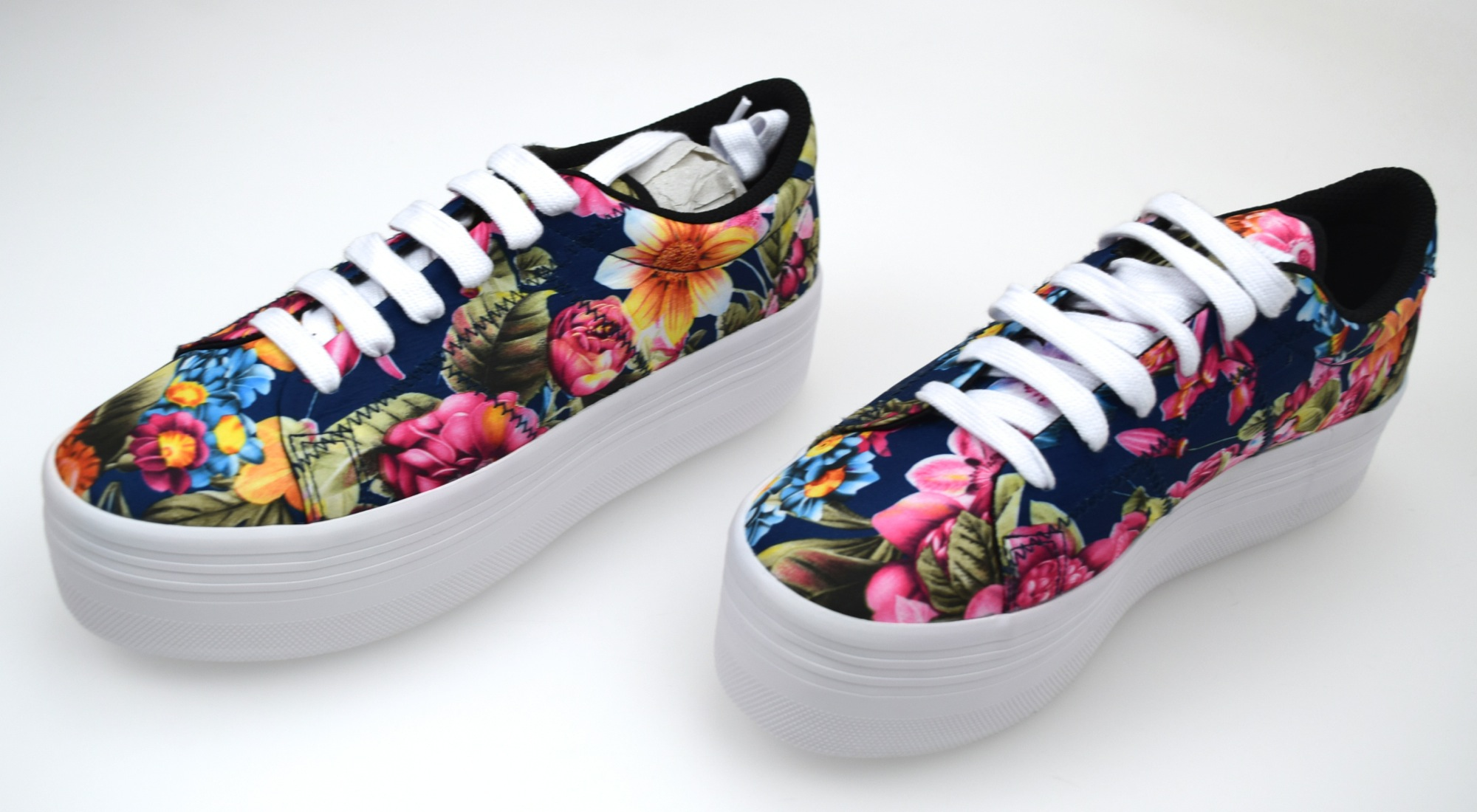 JEFFREY JEFFREY JEFFREY CAMPBELL Damenschuhe SNEAKER Schuhe WITH WEDGE CASUAL FREE TIME ZOMG FLORAL fa79a2